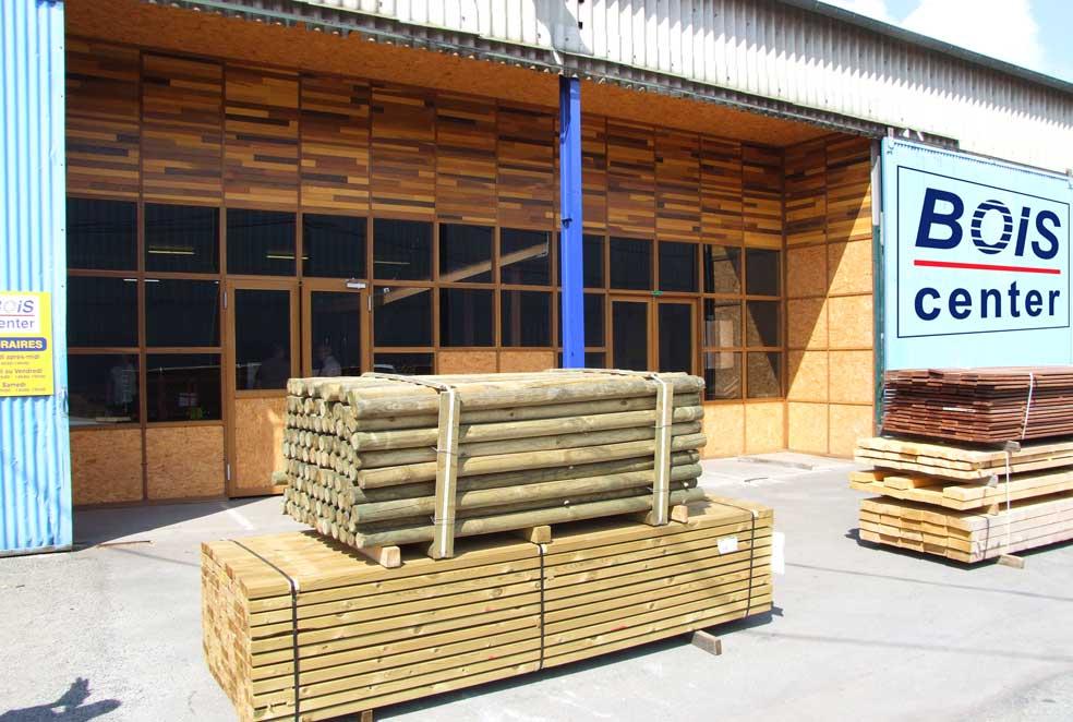 Rennes  bois massifs ou planches en bois exotique, bois de pays, bois