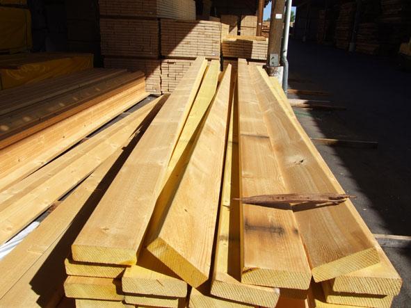 Produits Ossature Bois Charpentes et syst u00e8mes constructifs # Section Bois Ossature
